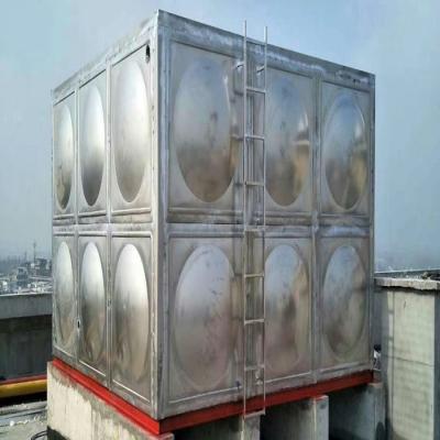 楼顶冷水箱
