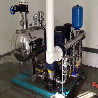 变频供水工程